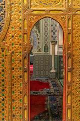 Kairaouine Mosque, Fez (ScotiaViolet) Tags: kairaouinemosque fez fes morocco africa mosque mosaic architecture sonya6300 sonyilce6300 e1670mmf4zaoss decor feselbali medina