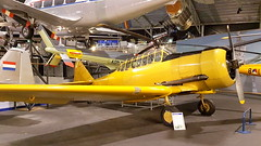 North American Noorduyn AT-16ND Harvard IIB c/n 14A-1268 Netherlands Air Force serial B-73 (sirgunho) Tags: lelystad aviodrome aviation museum airport dda stichting fokker preserved aircraft aeroplane luchtvaart north american noorduyn at16nd harvard iib cn 14a1268 netherlands air force serial b73