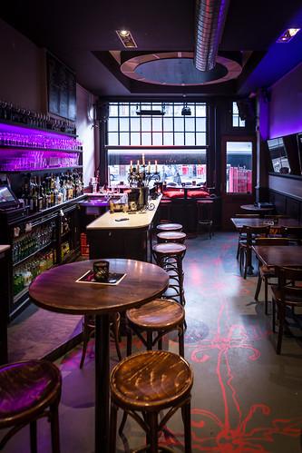 La Wallonie - Lüttich: Cafe Petit Paris