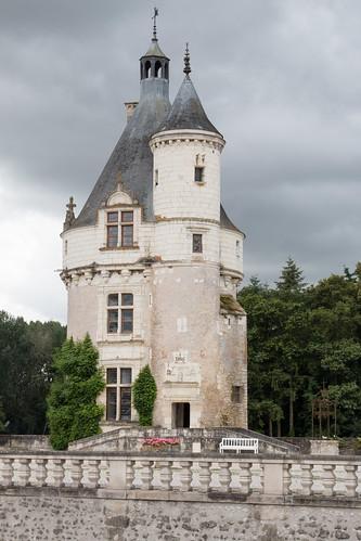 La Tour des Marques au Château de Chenonceau