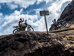 I have been here (hastuwi) Tags: probolinggo jawatimur indonesia idn eastjava bromo motorcycles biker sepedamotor motor trail mountain motocross doubleornothing