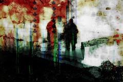 Abstract variation. (Chris, photographe de Nice (French Riviera)) Tags: modernart artmoderne contemporaryart artcopntemporain photographiecontemporaine conceptuelart abstrait abstractart art gallery museums artgalleryandmuseums