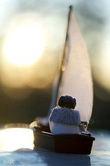 (xxsjc) Tags: xxsjc toyphotography bokey dof lotr leia sailing legography lego minifigure minifigs outdoortoyphotography