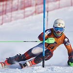 BC Team's Asher Jordan Lake Louise Slalom PHOTO CREDIT: Derek Trussler