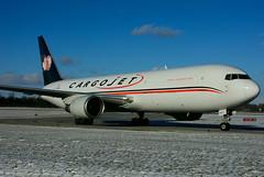 C-GYAJ (CargoJet) (Steelhead 2010) Tags: cargojet cargo yhm creg cgyaj boeing b767 b767300er b767300f