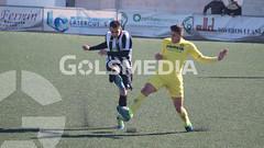 CD Almazora 0-1 Villarreal CF C. (05/02/2017), Jorge Sastriques