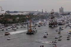 2017 Gasparilla Parade and Pirate Festival (Coast Guard News) Tags: coastguardcuttervice stpetersburg josegaspar pirateship josegasparillapirateinvasion tampa florida unitedstates us