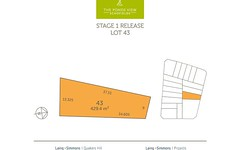 lot 43 Hambledon Road, Schofields NSW