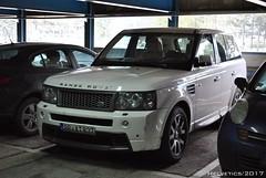 Land Rover Range Sport - Montenegro, Bar (Helvetics_VS) Tags: licenseplate montenegro bar
