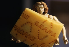 say cheese! (ilMarioZ) Tags: macromondays saycheese leonardodavinci uomovitruviano granapadano macro formaggio canon7d