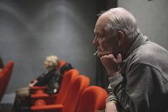 Ross Lipman 009 (Cinemazero) Tags: pordenone cinemazero rosslipman film notfilm busterkeaton samuelbeckett documentario