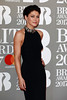 Emma Willis attends The BRIT Awards 2017 at The O2 Arena on February 22, 2017 in London, England. (Photo by John Phillips/Getty Images)