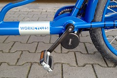 WorkCycles Bakfiets Industry Bak XL with Electric Assist 3 (@WorkCycles) Tags: assist bafang bakfiets brake cargo cargobike crank disk edrive electric heavyduty industrial midmotor motor workcycles