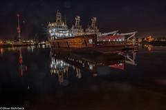 Auflieger (jade-schiffsbilder.de) Tags: ship shipvessel versorger multipurposeoffshorevessel wilhelmshaven