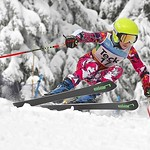 Sydney Kardoes, Manning Ski Club -  at Cypress U14 Teck GS
