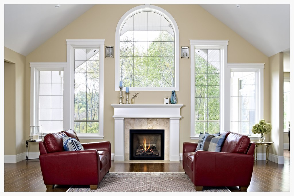 Valor Ventana Direct Vent Fireplace