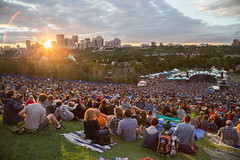 Edmonton Folk Music Festival 2015