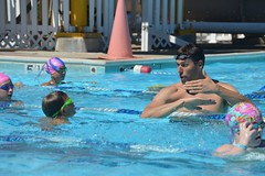 (Fitter and Faster Swim Tour) Tags: keller instruction oneonone