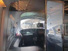 Driver's compartment, train to Bamberg in Nuremberg, Germany (Paul McClure DC) Tags: railroad germany bayern deutschland bavaria nuremberg railway franconia franken nrnberg may2015
