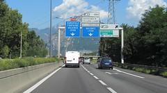 A480-10 (European Roads) Tags: france alps grenoble autoroute a480