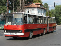 1987' Ikarus 280 (Kim-B10M) Tags: bus sofia ikarus280
