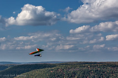 Got your head in the clouds (crziebird) Tags: statepark clouds hanggliding pennsylvanis hynerview
