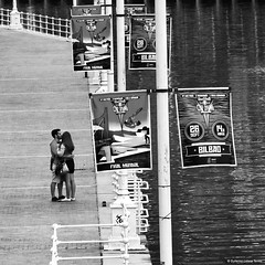CLIFF DIVING (wuploteg1) Tags: bridge red cliff puente spain 26 country diving bull bilbao final guggenheim mundial sept bizkaia basque vasco euskalherria euskadi vizcaya bilbo arenal pais salve navarra nervin nervion biscay ibaizabal 2015 pas nerbioi