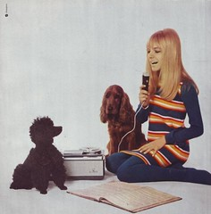 France Gall (PICS FROM THE YESTERLAND) Tags: cinema fashion vintage magazine advertising design tv fifties ad retro flashback 1950s 1970 1960s 1970s eighties 1980 1980s seventies publicité 1950 sixties nostalgie 1960 rétro retrorama