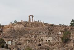 Citadel from Roman Theater - Temple of Hercules (jrozwado) Tags: philadelphia temple asia roman amman jordan hercules templeofhercules عمّان الأردنّ فيلادلفيا معبدهوقل