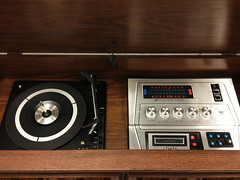 Total Sound (misterbigidea) Tags: vintage furniture vinyl turntable explore stereo thrift electronics sound lp console hifi thrifting 8track hifidelity
