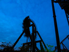 Fright Nights 2015 (INOV8 Marketing) Tags: park project saw big cabin woods witch top thorpe inferno blair stealth nights rides alive zombies clowns swarm attractions fright nemesis colossus the in containment 2015 thrilling