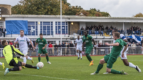 Enfield Town 0-0 Hitchin Town