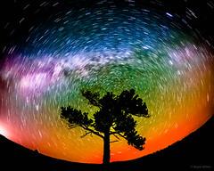 Star Swirl (Swilso37) Tags: longexposure stars astrophotography milkyway