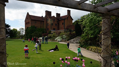 Chartwell house (claude.lacourarie) Tags: park uk england castles kent spring unitedkingdom britain eu churchill winstonchurchill manor nationaltrust printemps palaces chartwell manoir cottages statelyhomes manorhouses