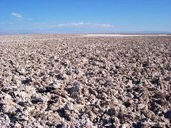 Rough Halite (Sodium Chloride) Rock Salt Surface of Salar de Atacama near Socaire, San Pedro de Atacama, El Loa Province, Antofagasta Region, Chile (Black Diamond Images) Tags: chile southamerica landscape landscapes saltlake salar altiplano sanpedrodeatacama salardeatacama socaire antofagasta amricadosul sodiumchloride amriquedusud halite rocksalt zuidamerika sudamrica northernchile losflamencosnationalreserve tocanao reservanacionallosflamencos antofagastaregion elloaprovince