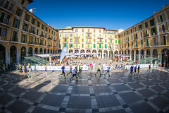 Palma de Mallorca Marathon 2015 (kumulusactiveworld) Tags: sports marathon run mallorca palma maratn