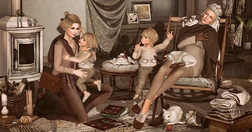 Amelie et les petites: