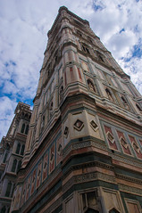 Giotto's Bell Tower (cameroonjb) Tags: italy tower florence bell tuscany giottos