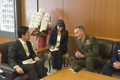 151104-D-PB383-0082 (Chairman of the Joint Chiefs of Staff) Tags: trip japan army tokyo pacific navy marines yokota ambassador airforce chairman kennedy marinecorps primeminister yokosuka dunford airbase 4star departmentofdefense fourstar headofstate yokotaairbase carolinekennedy chairmanofthejointchiefsofstaff cjcs usfj usforcesjapan jointstaff joedunford marinegeneral generaldunford josephfdunford shinzabe usambassadortojapan 19thcjcs