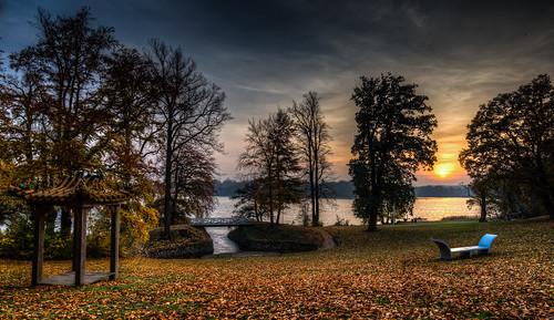 Sophienholm Sunset