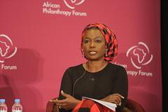 Aisha Muhammed Oyebode, Founder and CEO, Murtala Muhammed Foundation