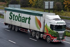 Stobart H8429 PX15 JDK Gemma Louise A1 Washington Services 30/10/15 (CraigPatrick24) Tags: road truck washington cab transport lorry delivery vehicle a1 trailer scania logistics stobart eddiestobart gemmalouise stobartgroup walkingfloor scaniar450 washingtonservices stobartrenewableenergy a1washington a1washingtonservices h8429 px15jdk