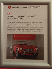 1961 Austin Healey 3000BT7 2+2 Roadster Info (Jack Snell - Thanks for over 26 Million Views) Tags: sf auto show ca 58th wallpaper art cars wall vintage austin paper 22 san francisco display center international collectible moscone healey 1961 roadster excotic jacksnell707 jacksnell 3000bt7 accadomy