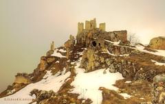 Rocca Calascio. (franco 1961) Tags: castle landscape castello paesaggi chteau castillo castelli abruzzo pescara laquila gransasso