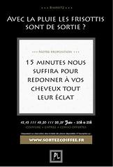 Sortez Coiffée Biarritz