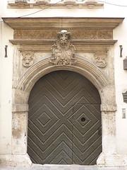 Krakov, portály (19) (ladabar) Tags: portal kraków cracow cracovia krakau krakov portál