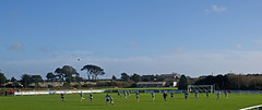 Mousehole 5, New Inn Titans 3, Percy Stephens Cup 2nd Round, November 2015 (darren.luke) Tags: new landscape football inn cornwall fc titans grassroots mousehole cornish nonleague