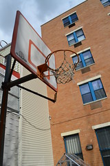 2015-12-03-Home Depot-Knickerbocker-fixing hoop-c (Services for the UnderServed) Tags: walter home painting back team great kerry giving depot fixing hayes volunteer job sus veterans generous knickerbocker susincnyc balduccini