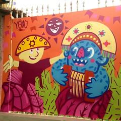 Brasil Vexado (Yong Attack) Tags: streetart art nature arquitetura brasil graffiti artwork artist buh urbanart spraypaint decor decorao interiordesign brasilia nordeste yong serto designdeinteriores yongattack brasilvexado