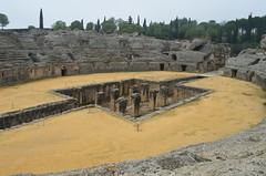 ITALICA (SEVILLA) (DAGM4) Tags: espaa sevilla spain europa europe andalucia monumentos andalusia romanempire italica romanruins santiponce provinciadesevilla hispaniabaetica